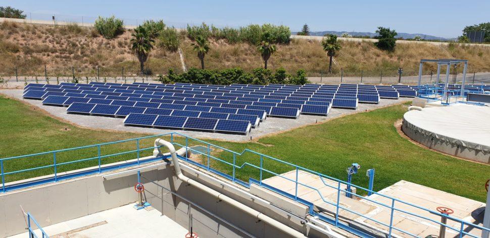 Almazora instalacion placas solares